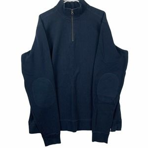 Carhartt Mens XLT Relaxed Fit 1/4 Zip Pullover